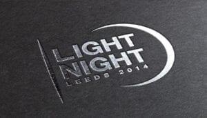 Light Night Leeds 2014 logo