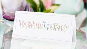 Image of Yorkshire Tea Party logo
