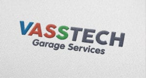 Image of the Vasstech Garage Services logo